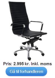 Køb Next kontorstol - høj ryg